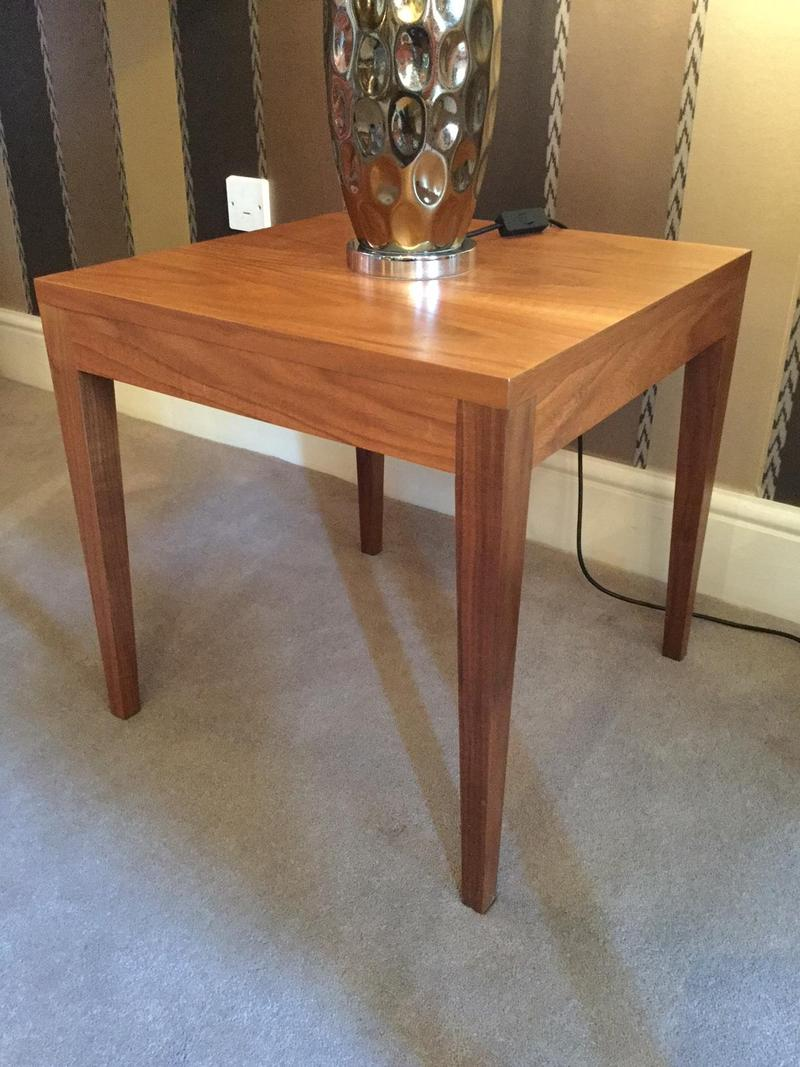 Malham Walnut Table