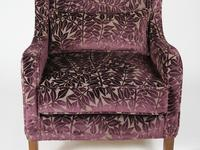 The Large Wing Chair